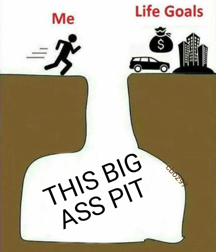 The pit - meme