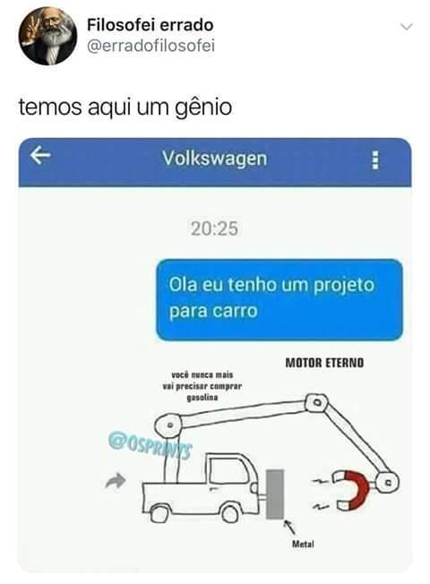 MANO ISSO É JENIOSO - meme