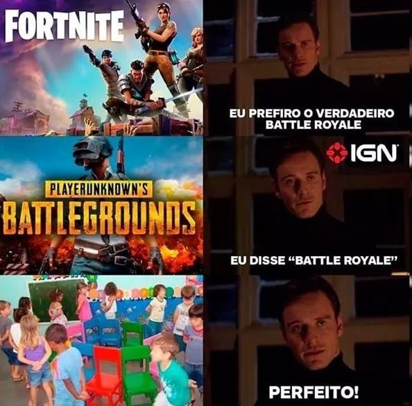 Minecraft battleroyale - meme