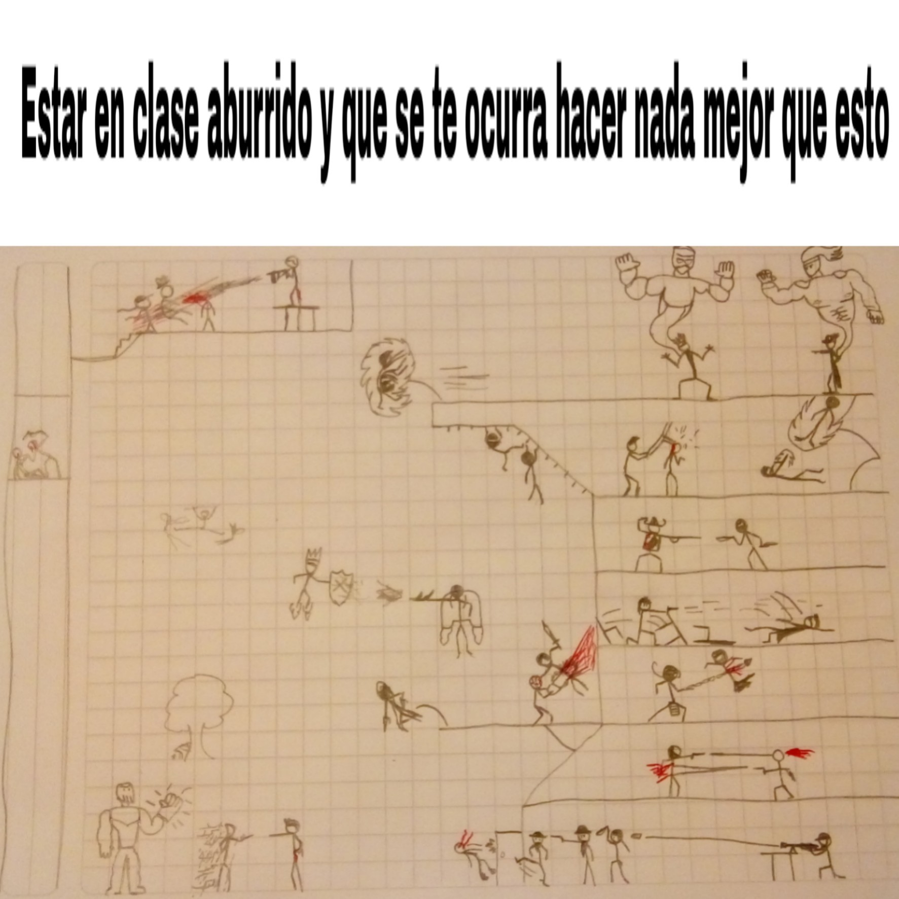 Hecho en clase de Tecnología - meme
