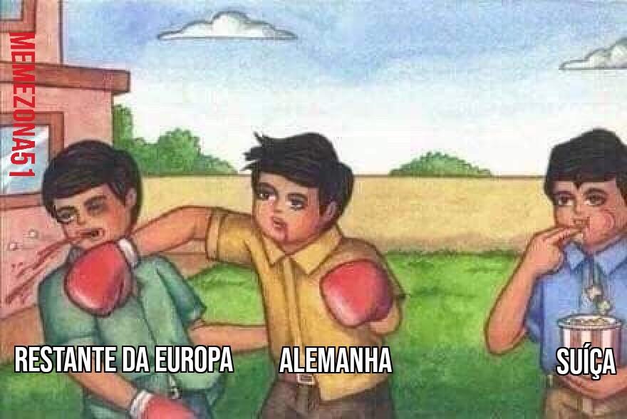 WWII - meme