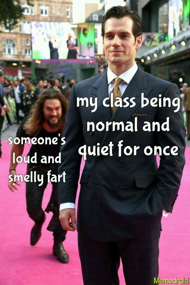 the fart - meme