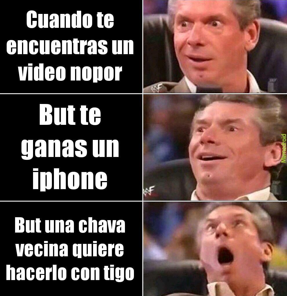 Exitacion - meme