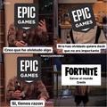 pinche epic