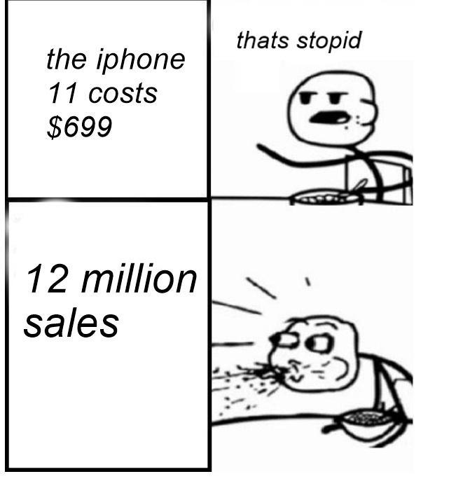 iPhone - meme