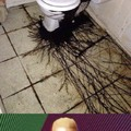 Looks like some horror movie's toilets