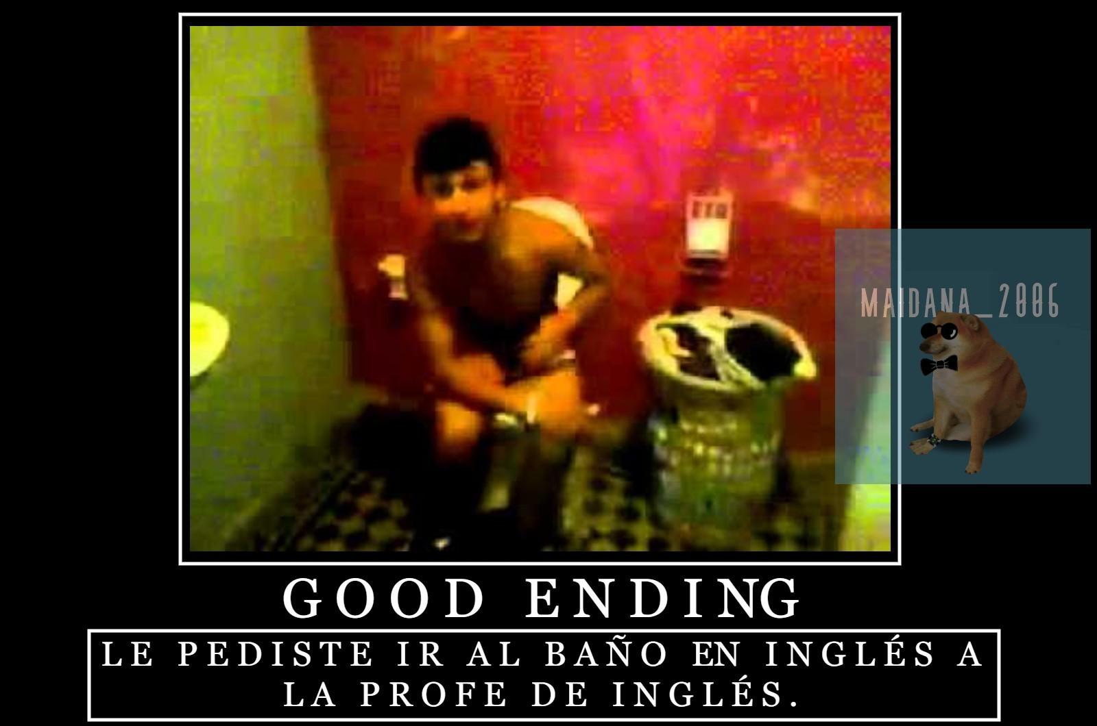 Good Ending :D - meme