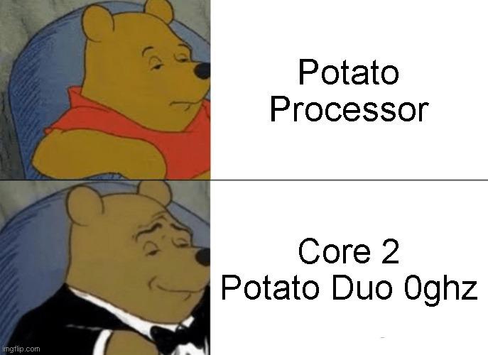 Potato pc - meme