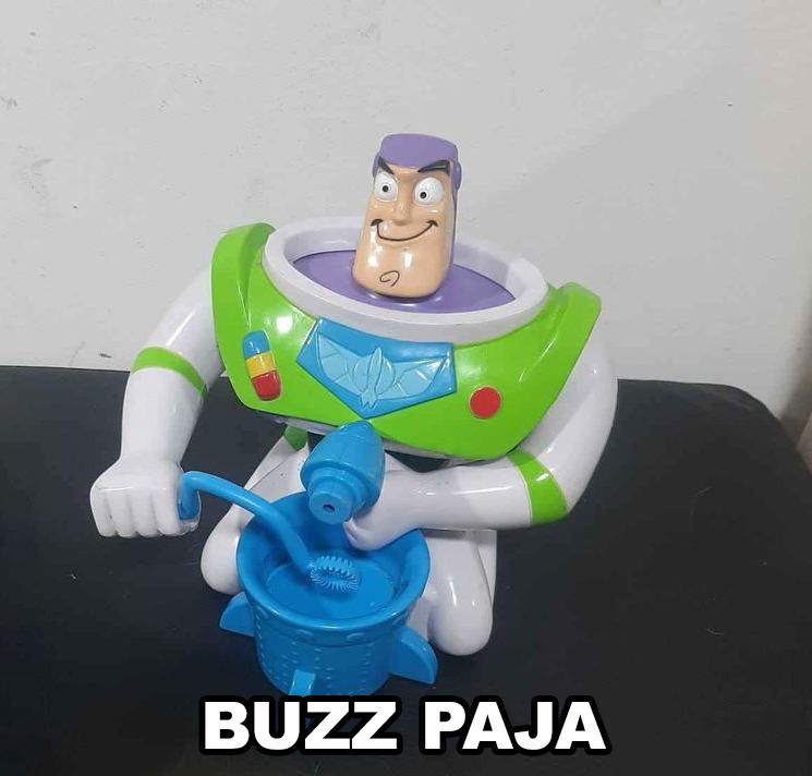 Buzz paja - meme