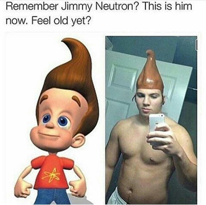 Damn it Jimmy - meme
