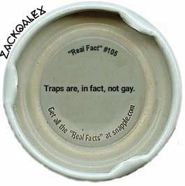 Snapple, its a fact - meme