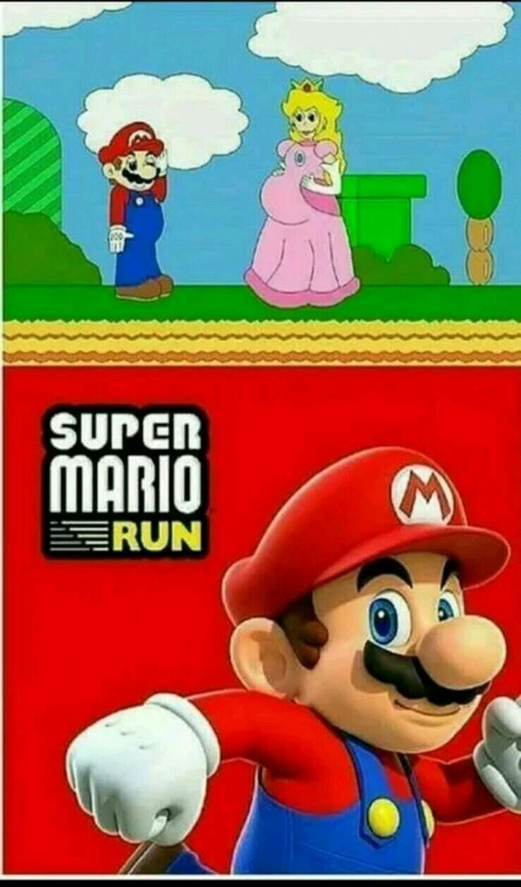 Corre Mário corre - meme