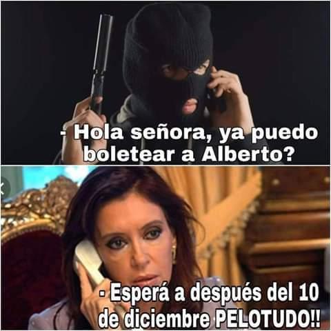 Chicos F por Argentina - meme