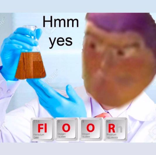 Floor - meme
