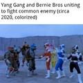 Bernie Bros hehe