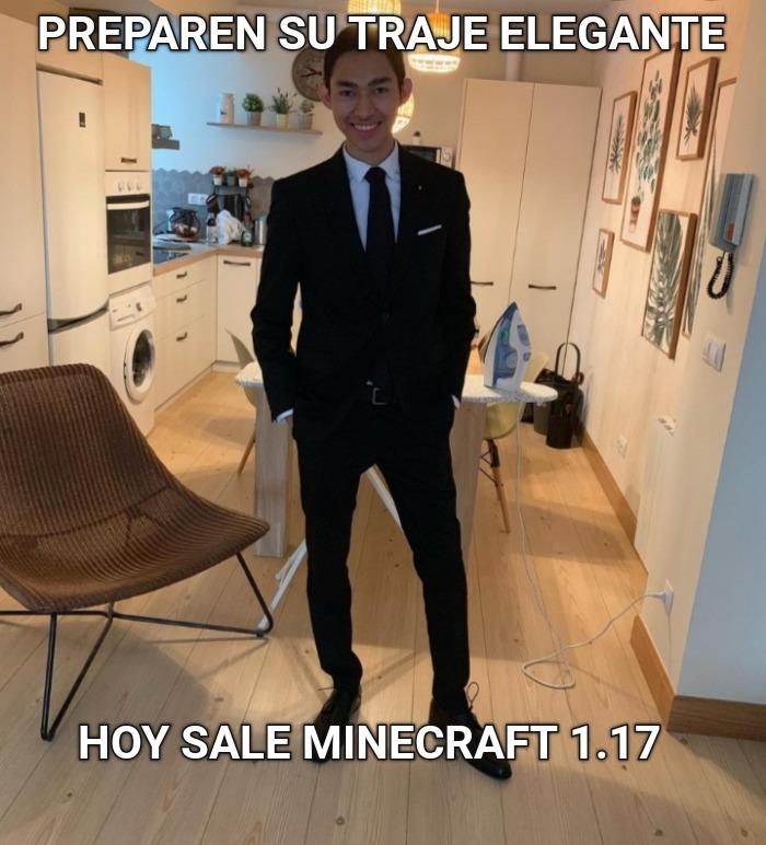 Preparense - meme