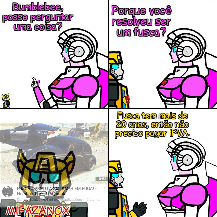 FUSCÃO PRETO BRABO! Trava lingua - meme