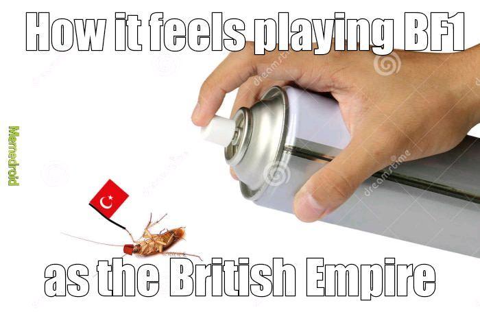 Die Ottoman scum - meme