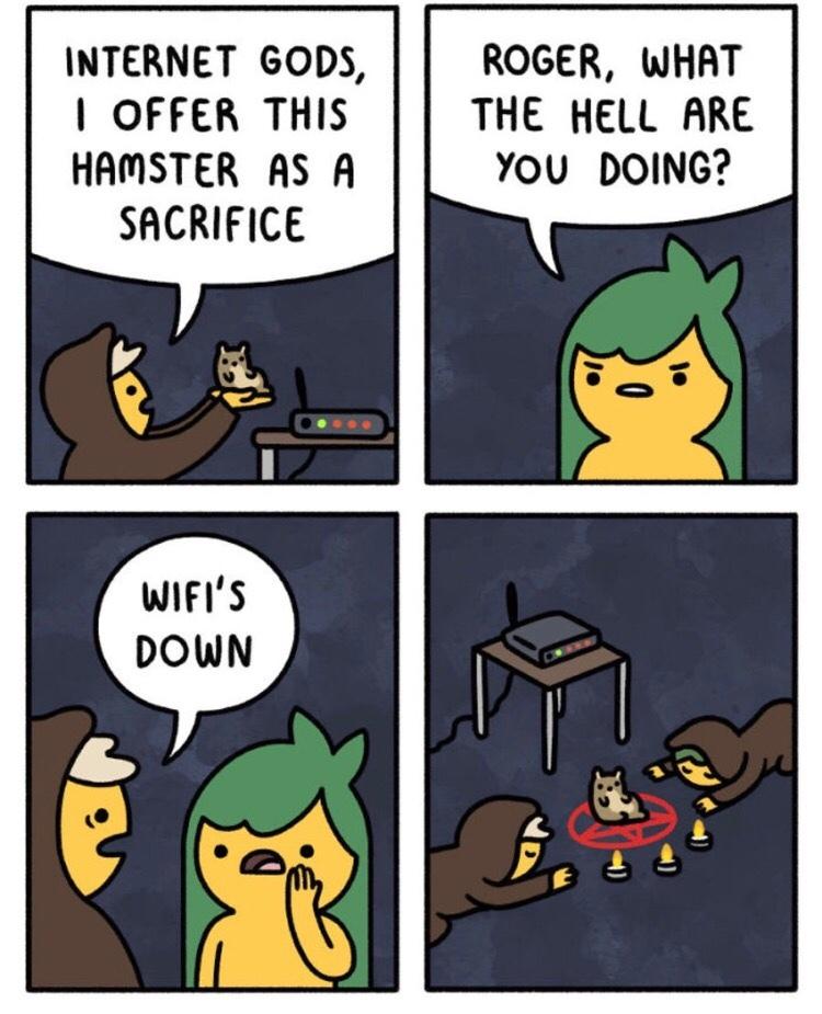 The sacrifice must be made - meme