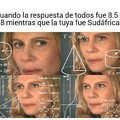 Confused math lady