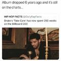 I hate Drake