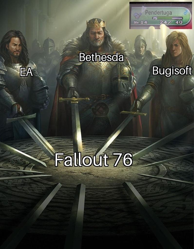 La creacion de bugs perfecta - meme