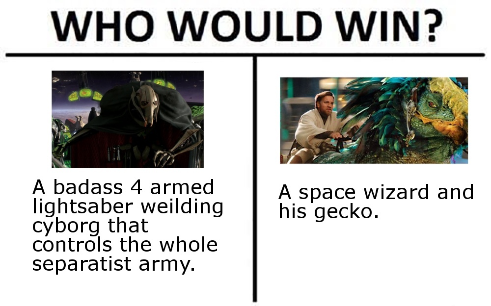 space wizard - meme