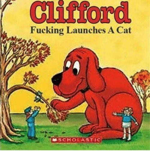 Clifford - meme
