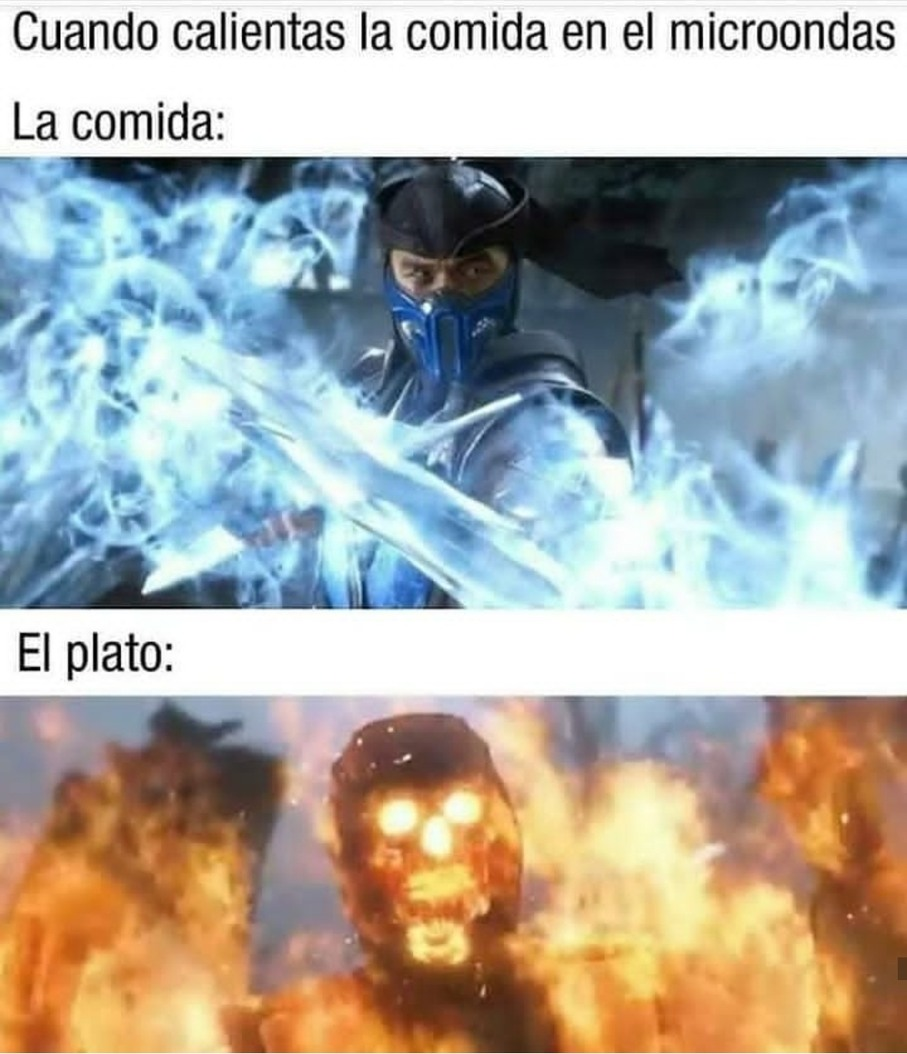 Me encanta MK - meme