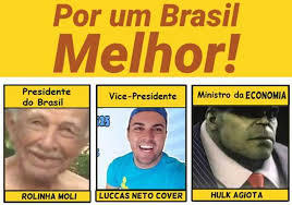 esse brasil que eu quero - meme