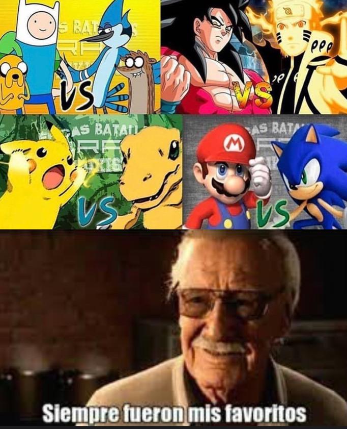 Recuerdos de la infancia - meme