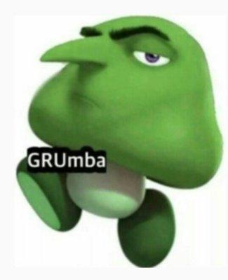 Gru-mba - meme