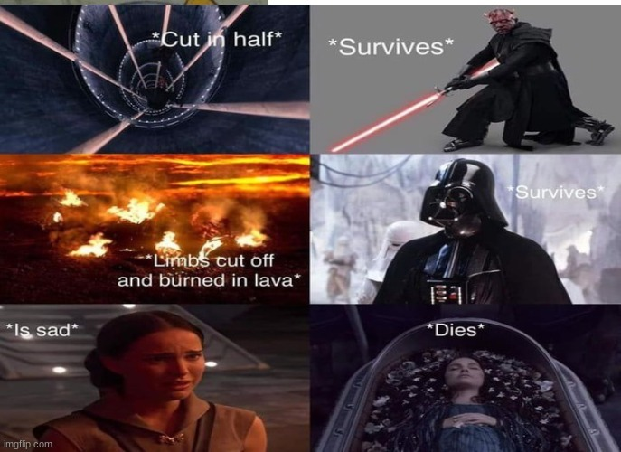 starwars logic - meme