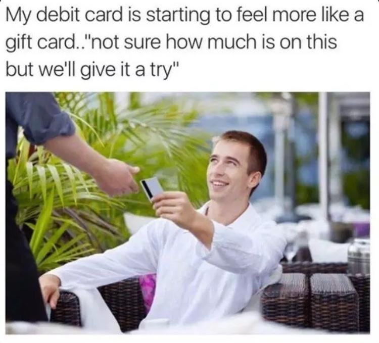 broke af - meme