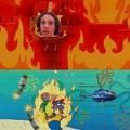Fuego por todos lados