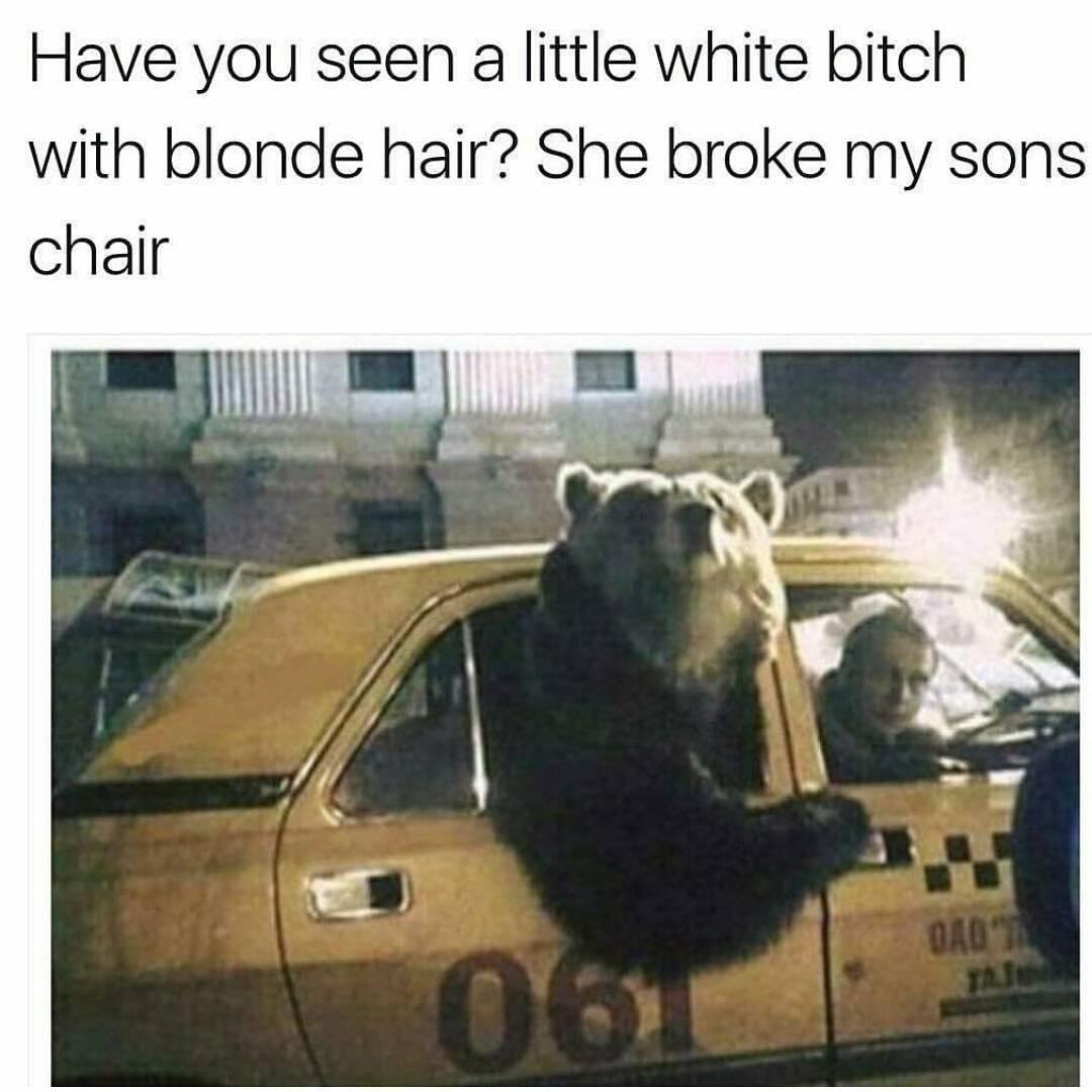 This has gone too far Goldilocks - meme