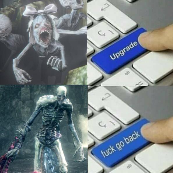 Bloodborne maymays - meme
