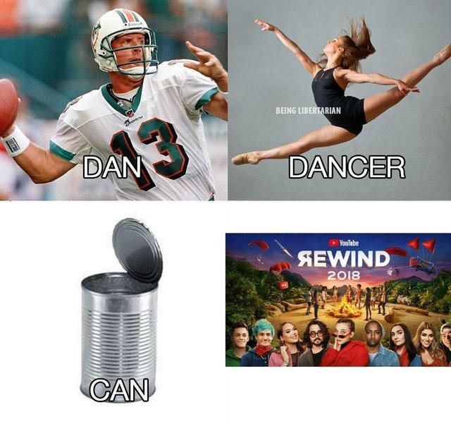 Dan - Dancer - meme