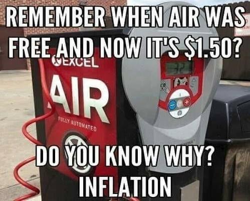 Inflation - meme