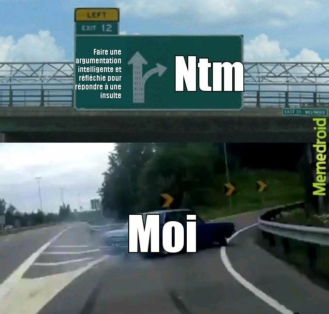 En effet - meme