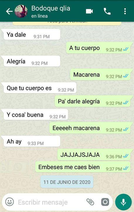POV: sos huachimingo - meme