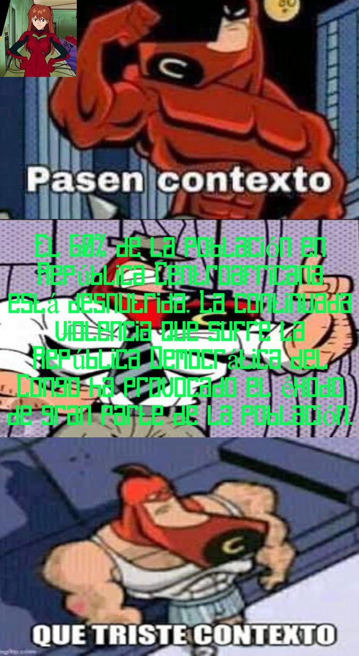 Banda podemos revivr el pasen contexto? :happy: - meme