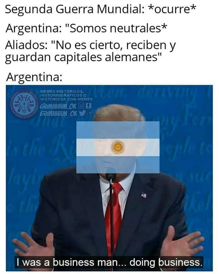 Viva argentina pibe - meme
