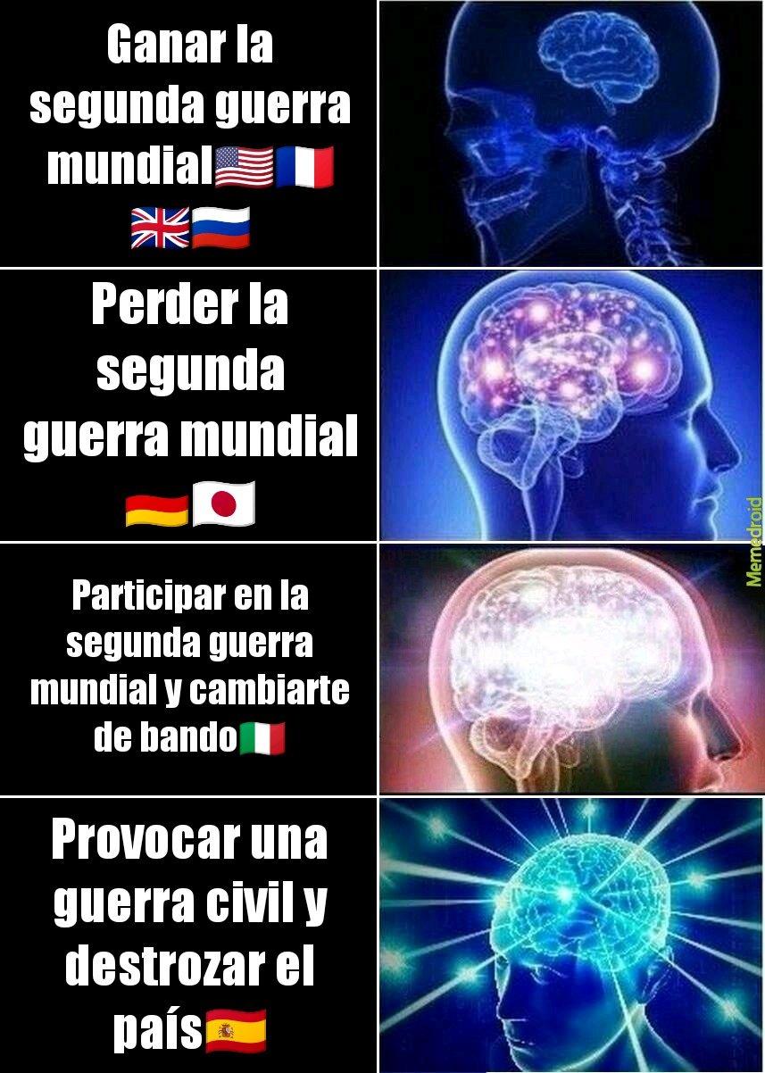 Arriba España - meme