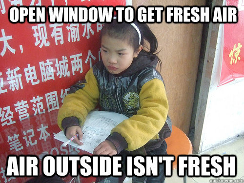 chinas state is really worrying - meme