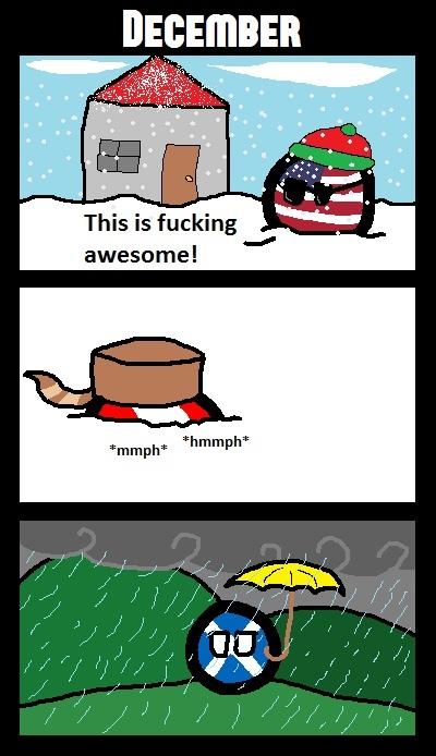 December - meme