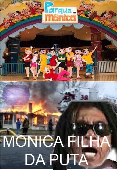 MONICA!!!!! - meme