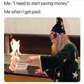 i need to save money