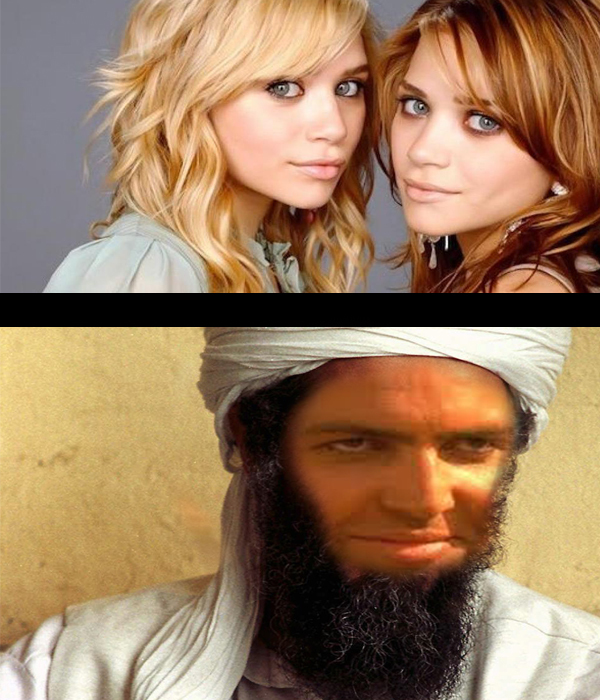 Osama bin pervert - meme