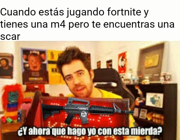 Fortnite - meme